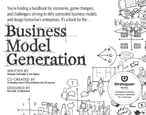 Business Model Generation cover image